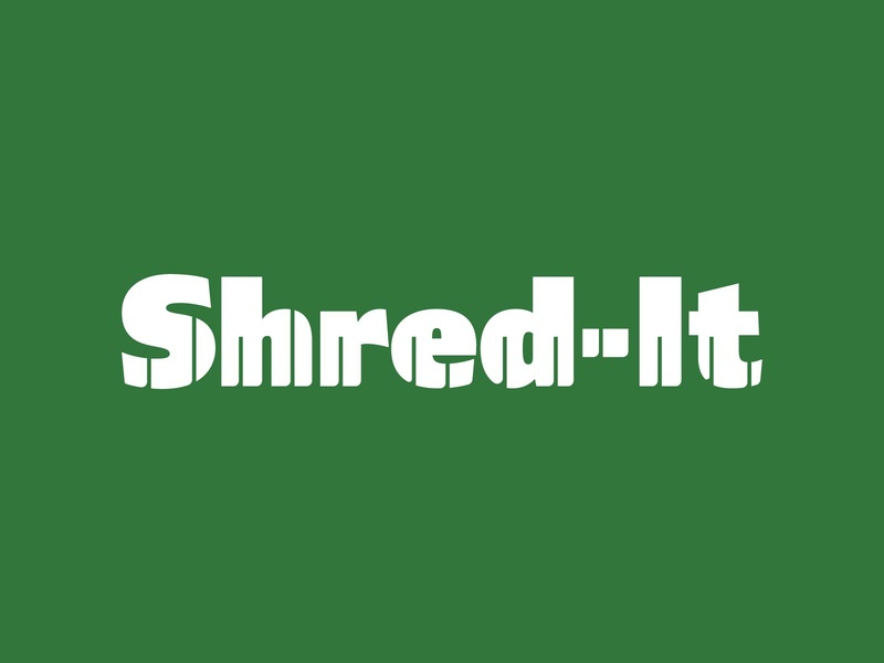 Shred It icon typography 100dayproject logo branding illustrator adobe illustrator adobe illustration design