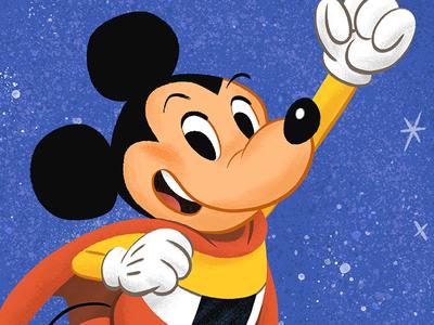 Mighty Mickey