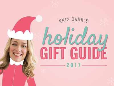 Gift guide campaign