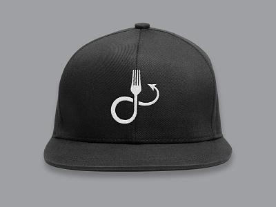 Devil Fork Logo Proposal wip work in progress logodesign mockup branding logo