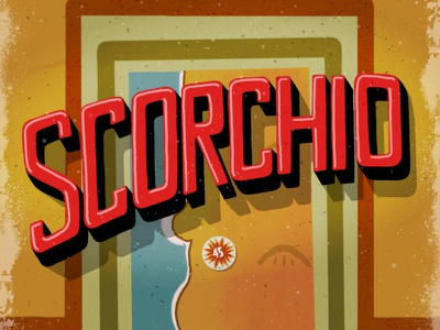 Scorchio surfacepro4 createdonsurface sketchable typography handlettering lettering