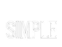 Simple line art