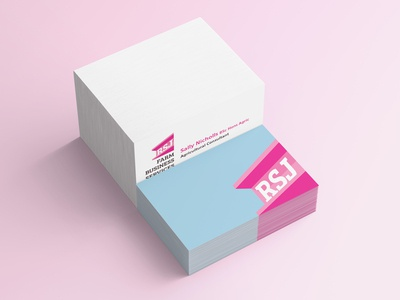 RSJ Business Cards