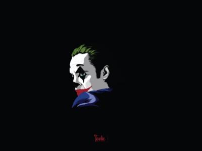 Joker illustrator visual designer toolic designs adobe illustrator pentool illustration