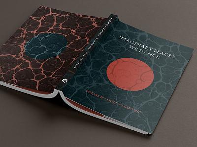 Poetry Book Design adobe indesign adobe illustrator book cover graphic design book design cover paperback editorial layout book design