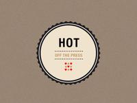 Hot Badge
