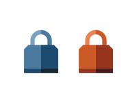 Lock or Shopping Bag?