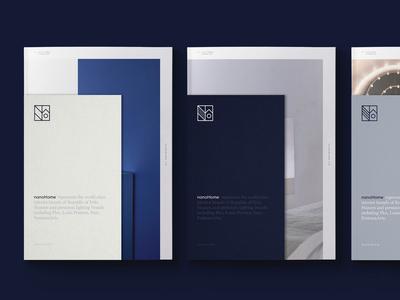 nanoHome brochures