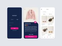 Mango Shop App