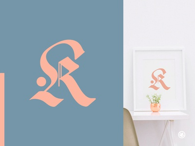 R Monogram