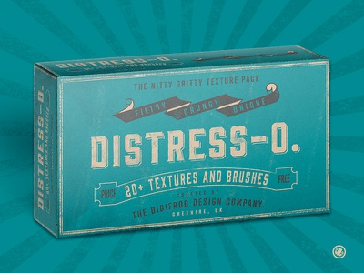 Distresso typography texture illustrations vintage font grain texture noise shadow retro illustration art icon photoshop packaging design package design brushes textures adobe design vector adobe illustrator illustration illustrator