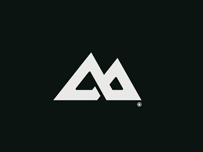 M Exploration logomarks brand mark logodesigner logomark thick lines branding logo design logo design illustrator