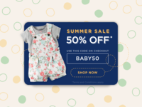 Daily UI - 036 Special Offer
