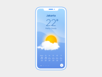 Daily UI - 037 Weather