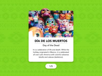 Daily UI - 045 Info Card