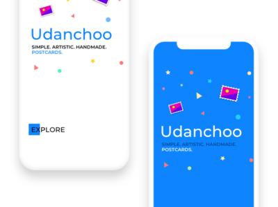 Udanchoo Landing Page