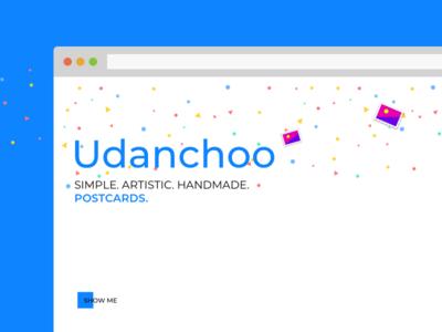 Desktop Landing Page