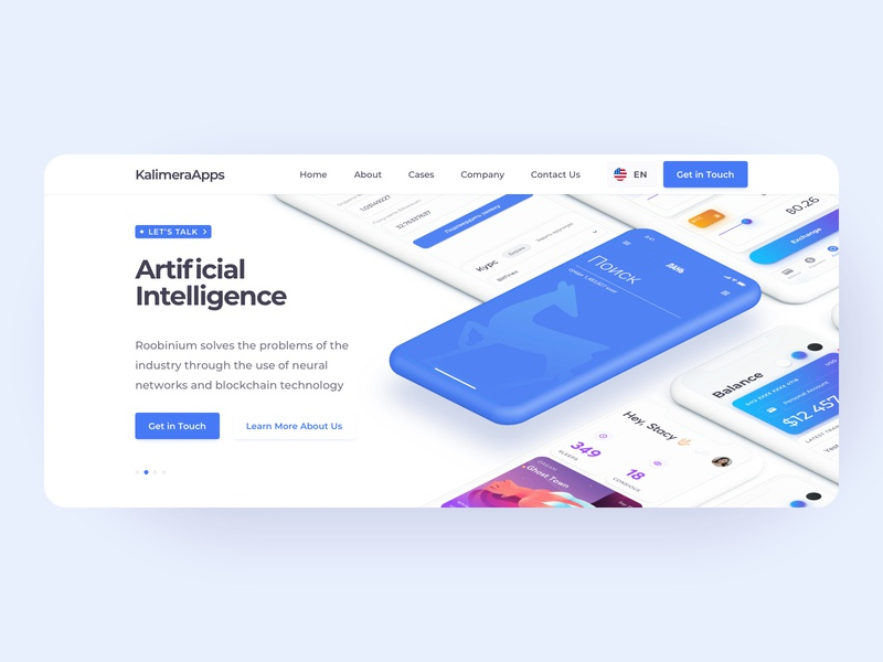 App Development Landing Page Design application classic colors firstsection iphone mockup clean apps app mobile concept crypto neon darkmode interface webdesign productdesign uxdesign uidesign