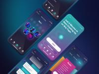 Voice Social Network Mobile App