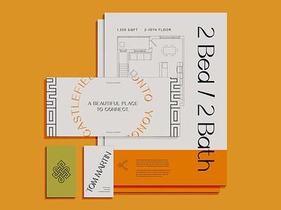 Vibrant Stationary Concept Design icon logo graphic design typography branding branding design logodesign