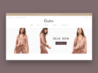 Aritzia Site Re-Design