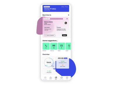App Interface test uidesign ux ui concept colorful colour app colors color application ui application app design design