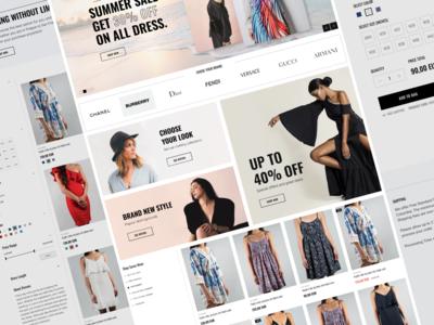 Crisp Theme Design - Pages