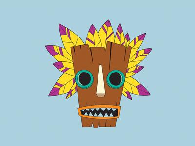 Tribal Mask 2