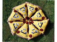 Pizza Cushions