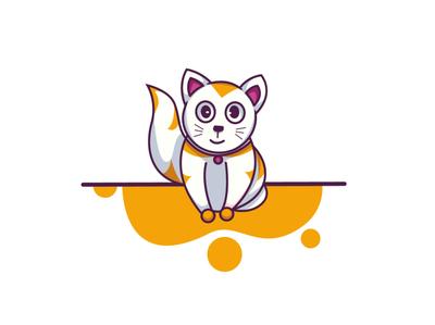 Cat Cute | Illustration
