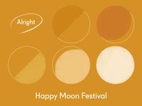 Moon festival greeting