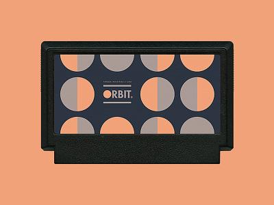 Orbit moon planet orbit game design famicase