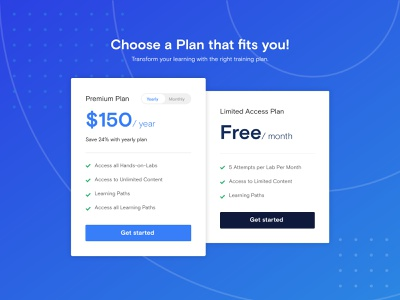 Pricing Plan digital ux pricing plans pricing page price courses free work minimalist website uidesign uiux pricing