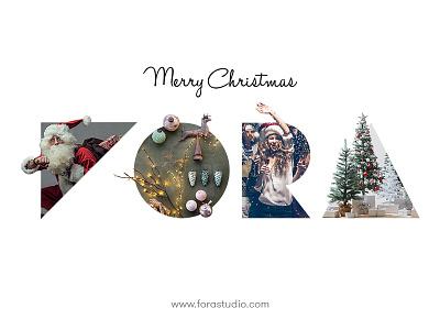 Merry Christmas! holiday deer xmas gift father snow tree wishing merry christmas ho ho ho ho