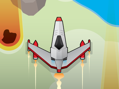 Ship ios screenshot illustration