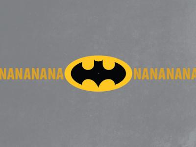 Batman dribbble
