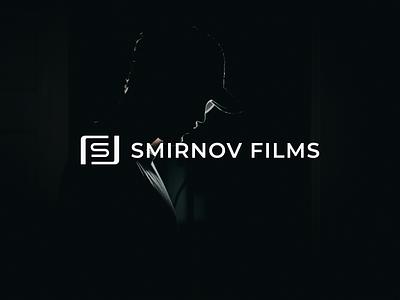 Videographer logo stylish shooting frame line logo modern branding minimalist monogram sf s letter film filming camera video videography videographer