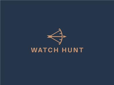 Watch app logo concept