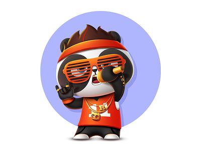 PandaEarth - Panda #15 - My name is You You metamask blockchain game ethereum cryptokitties cryptocollectibles cryptopandas pandaearth dapp erc-721 tachat panda blockchain