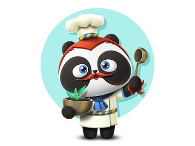 PandaEarth - Panda #29 - My name is Ya Ao metamask blockchain game ethereum cryptokitties cryptocollectibles cryptopandas pandaearth dapp erc-721 tachat panda blockchain