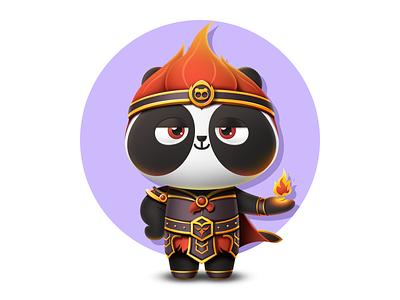 PandaEarth - Panda #31 - My name is Jin Hu metamask blockchain game ethereum cryptokitties cryptocollectibles cryptopandas pandaearth dapp erc-721 tachat blockchain panda