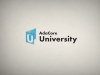 AdaCore U Logo Expanded