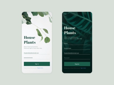 Sign in | Daily UI
