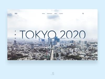 Tokyo 2020 | concept
