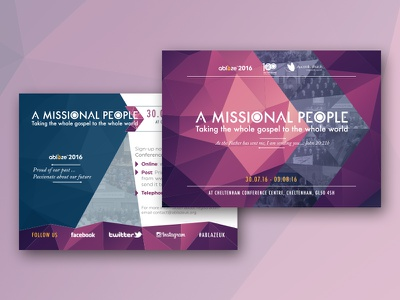 Centenary Conference leaflets for AblazeUK 2016 apostolic church 100 years polygon convention ablaze centenary leaflets conference church