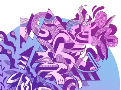 Punta illustrator design brussels belgium shade paper sketchbook blackandwhite pen illustration photoshop doodle art doodle drawing draw
