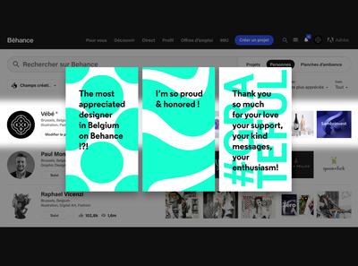 Most appreciated Belgian designer on Behance typography brussels belgium graphic design graphicdesign branding design logo design logodesign logo photography illustration brand identity branding