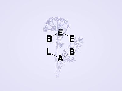 Beelab brussels belgium visual identity essential oils essential oil honey bee monogram design monogram logo monogram logos logo design logodesign logotype logo branding design brand identity brand design branding