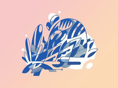 Morphing illustrator belgium graphic design doodle illustration sketchbook artline drawing spontaneous