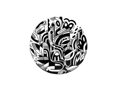 Navel sketchbook belgium brussels spherical sphere graphic design illustration pen art blackandwhite improvisation doodle art doodle circle drawing ink drawingart drawing